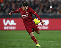 Football, Serie A: AS Roma - S.S. Lazio, Olympic stadium, Rome, January 26, 2020. <br /> Roma's Cengiz Under in action during the Italian Serie A football match between Roma and Lazio at Olympic stadium in Rome, on January,  26, 2020. <br /> UPDATE IMAGES PRESS/Isabella Bonotto