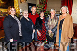 Staff of St John of Gods enjoying their Christmas party in the Grand Hotel on Friday.<br /> L to r: Julia Dowling, Ann Kerrisk, Brendan Brosnan, Mary Leen, Ita Scanlon and Sheila Finucane