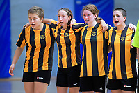 Wellington High School. 2018 New Zealand Secondary Schools Girls' National Futsal Championships at ASB Sports Centre in Wellington, New Zealand on Tuesday, 20 March 2018. Photo: Dave Lintott / lintottphoto.co.nz