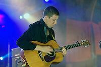 Antoine MORIN a la flute et Youenn ANDRE a la guitare