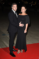 Paul Knightley &amp; Sam Faiers at the Childline Ball 2017 at the Old Billingsgate, London, UK. <br /> 28 September  2017<br /> Picture: Steve Vas/Featureflash/SilverHub 0208 004 5359 sales@silverhubmedia.com