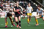 AMSTELVEEN - Hockey - Hoofdklasse competitie dames. AMSTERDAM-DEN BOSCH (3-1) Anouk Lambers (A'dam)  COPYRIGHT KOEN SUYK