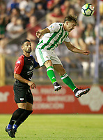 EXTREMADURA UD  v REAL BETIS BALOMPIE. FRIENDLY MATCH.