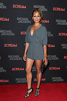 LOS ANGELES - OCT 24: Essence Atkins at The Estate of Michael Jackson and Sony Music present Michael Jackson Scream Halloween Takeover at TCL Chinese Theatre IMAX on October 24, 2017 in Los Angeles, California