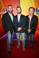 BEVERLY HILLS, CA - AUGUST 03: Mike Vogel, EPs, At 2017 Summer TCA Tour - NBC Press Tour At The Beverly Hilton Hotel In California on August 03, 2017. Credit: FS/MediaPunch
