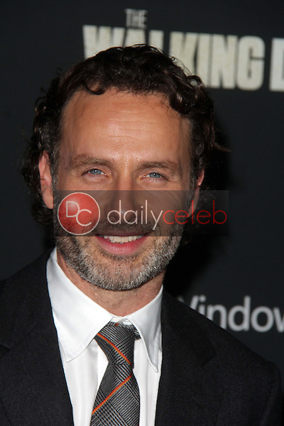 """Andrew Lincoln<br /> at """"The Walking Dead"""" Season Four Premiere, AMC Universal Citywalk Stadium 19,  Universal City, CA 10-03-13<br /> Dave Edwards/DailyCeleb.com 818-249-4998"""