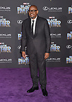 HOLLYWOOD, CA - JANUARY 29: Actor Forest Whitaker attends the premiere of Disney and Marvel's 'Black Panther' at  the Dolby Theater on January 28, 2018 in Hollywood, California.