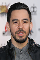 LOS ANGELES, CA, USA - APRIL 23: Mike Shinoda at the 2014 Revolver Golden Gods Award Show held at Club Nokia on April 23, 2014 in Los Angeles, California, United States. (Photo by Xavier Collin/Celebrity Monitor)