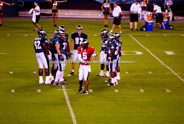 Philadelphia Eagles Flight night  at Lincoln Financial Field 2010