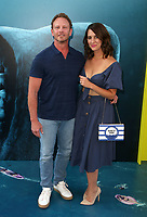 HOLLYWOOD, CA - August 6: Ian Ziering, Erin Kristine Ludwig, at Warner Bros. Pictures And Gravity Pictures' Premiere Of &quot;The Meg&quot; at TCL Chinese Theatre IMAX in Hollywood, California on August 6, 2018. <br /> CAP/MPI/FS<br /> &copy;FS/MPI/Capital Pictures