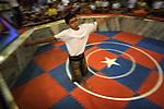 Zurkhaneh is traditional Iranian sport