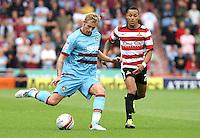 110813 Doncaster Rovers v West Ham Utd