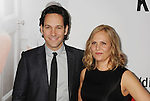 HOLLYWOOD, CA - DECEMBER 12: Paul Rudd and Julie Yaeger arrive at the 'This Is 40' - Los Angeles Premiere at Grauman's Chinese Theatre on December 12, 2012 in Hollywood, California.