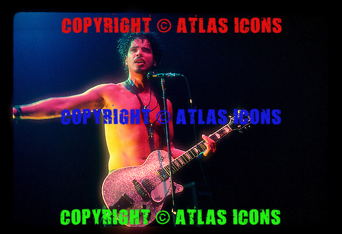 Soundgarden; 1994<br />