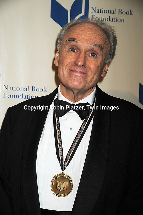 nominee Frank Bidart ..at The 2008 National Book Awards Dinner and Ceremony on November 19, 2008 at Cipriani's Wall Street in New York City. ....Robin Platzer, Twin Images