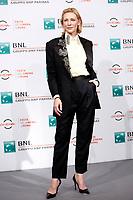 Cate Blanchett<br /> Roma 19/10/2018. Auditorium parco della Musica. Festa del Cinema di Roma 2018.<br /> Rome October 19th 2018. Rome Film Fest 2018<br /> Foto Samantha Cucchi Insidefoto