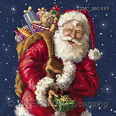 Marcello, CHRISTMAS SANTA, SNOWMAN, WEIHNACHTSMÄNNER, SCHNEEMÄNNER, PAPÁ NOEL, MUÑECOS DE NIEVE, paintings+++++,ITMCXM1495,#X#
