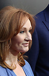 J. K. Rowling attends the Broadway Opening Day performance of 'Harry Potter and the Cursed Child Parts One and Two' at The Lyric Theatre on April 22, 2018 in New York City.
