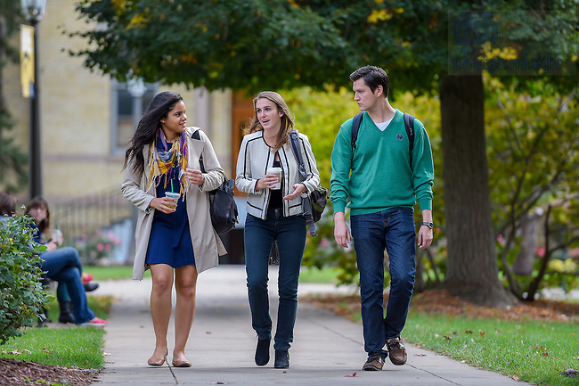Oct. 7, 2014; MSM candids(Photo by Matt Cashore/University of Notre Dame)