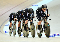 UCI Track World Cup - 18 Oct 2018