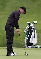 20 May, 2010:  Loyola Universities Ryan McCarthy putts his ball on hole nine of the NCAA Division I Regionals tournament Thursday at Gold Mountain Golf Course in Bremerton, WA.