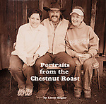 Published photography by Larry Angier..Self-published book Portraits from the Chestnut Roast