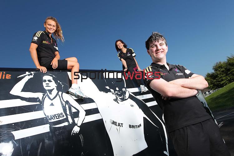 Sport Wales Ambassadors..14.07.11.©Steve Pope