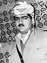 Irak 1965?.Sheikh Saber Barzani.Iraq 1965?.Sheikh Saber Barzani