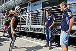 Daniel Ricciardo (AUS)  Red Bull Racing Sebastian Vettel (GER), Red Bull Racing<br />  Foto © nph / Mathis