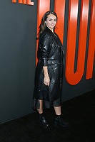 """LOS ANGELES - MAR 9:  Sylvia Grace Crim at the """"The Hunt"""" Premiere at the ArcLight Hollywood on March 9, 2020 in Los Angeles, CA"""