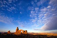Arches National Park. Moab, Utah. ..