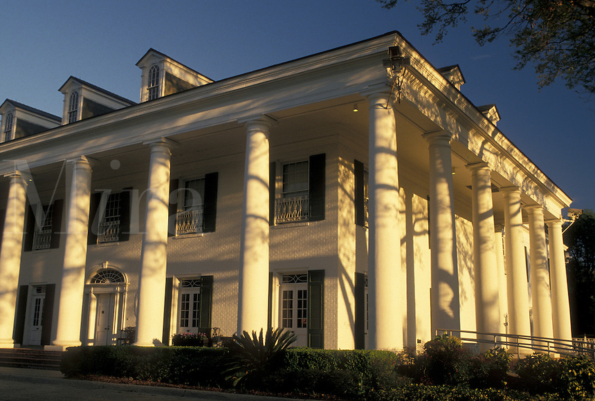 Governor's Mansion, Baton Rouge, Louisiana, LA, Governor's Mansion, a sprawling plantation house, in Baton Rouge.