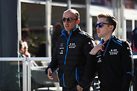 2nd November 2019; Circuit of the Americas, Austin, Texas, United States of America; Formula 1 United Sates Grand Prix, qualifying day; ROKiT Williams Racing, Robert Kubica - Editorial Use