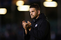 Charlie Ewels of Bath Rugby looks dejected after the match. Gallagher Premiership match, between Bath Rugby and Exeter Chiefs on October 5, 2018 at the Recreation Ground in Bath, England. Photo by: Patrick Khachfe / Onside Images