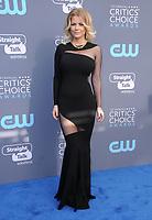 11 January 2018 - Santa Monica, California - Carrie Keagan. 23rd Annual Critics' Choice Awards held at Barker Hangar. <br /> CAP/ADM/BT<br /> &copy;BT/ADM/Capital Pictures