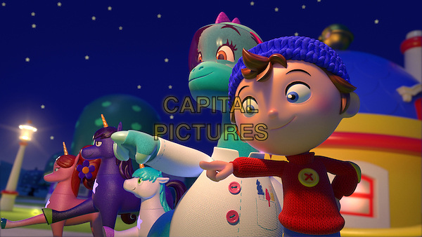Noddy, Toyland Detective  (2016 - )<br /> (Season 1, Episode 4, &quot;Noddy and the case of the Missng Music Player&quot;)<br /> *Filmstill - Editorial Use Only*<br /> CAP/KFS<br /> Image supplied by Capital Pictures