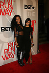 Teyana Taylor and Karrueche  Attend Rip The Runway 2013 Hosted by Kelly Rowland and Boris Kodjoe Held at the Hammerstein Ballrom, NY   2/27/13
