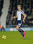 New signing Darren Fletcher of West Brom- Premier League Football - West Bromwich Albion vs Swansea City - The Hawthorns West Bromwich - Season 2014/15 - 11th February 2015 - Photo Malcolm Couzens/Sportimage