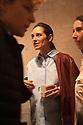 Ambra Medda, creative director, during a breakfast at Ristorante Marta, Milan April 12, 2016. At this restaurant for Salone del Mobile, Airbnb have organized Makers &amp; Bakers an experiential installation curated by Ambra Medda where the press can meet young design talents. &copy; Carlo Cerchioli<br /> <br /> Ambra Medda, dirattore creativo, durante una colazione al ristorante Marta, Milano 12 aprile, 2016. In questo ristorante per il Salone del mobile, Airbnb ha organizzato Makers &amp; Bakers una installazione esperienziale curata da Ambra Medda, dove la stampa pu&ograve; incontrare alcuni giovani talenti del design internazionale.