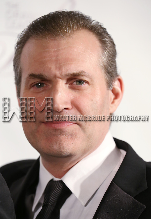 Marc Kudisch attends the Drama League's 30th Annual 'Musical Celebration of Broadway' honoring Neil Patrick Harris at the Pierre Hotel on February 3, 2014 in New York City.