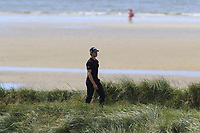 Thomas Detry (BEL) walks off the 7th tee during Thursday's Round 1 of the Dubai Duty Free Irish Open 2019, held at Lahinch Golf Club, Lahinch, Ireland. 4th July 2019.<br /> Picture: Eoin Clarke | Golffile<br /> <br /> <br /> All photos usage must carry mandatory copyright credit (© Golffile | Eoin Clarke)
