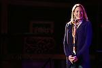 Marin Mazzie previews  'Moran & Thalken & Friends' at 54 Below on October 23, 2014 in New York City.