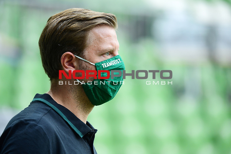 Trainer Florian Kohfeldt (Bremen)<br />