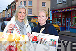 Catherine Anholt and Maria Powell Waterville Christmas shopping in Caherciveen on Thursday   Copyright Kerry's Eye 2008