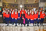 The pupils of Lixnaw Girls National School who made their confirmation in St Michael's Church, Lixnaw on Monday. Pictured here with Bishop Bill Murphy and their teacher Ann Hilliard are Ruth Linehan, Niamh Dillane, Julienne O'Keeffe, Chloe Leen, Aodhi?n Mullins, Claire McElligott, Clionadh O'Connor, Emma O'Sullivan, Antonia Gleeson, Ola Serafin, Megan Sheehy, Colleen Shortland, Katelynn Kenny, Hannah Roche, Clodagh Kissane, Alanna Keane, Shannon Dockree, Aoife Kissane, Aileen King, Amy Scanlon, Jamie Mullins, Hazel Keane, Ni?cole Murphy, Erika Griffin, Lydia Keane and Fiona Walz.