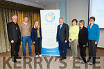 Archbishop Kieran O'Reilly Speaking On Africa hosted by the Diocese of Kerry in celebration of World Mission Day at the Rose Hotel on Thursday. Pictured Bishop of Kerry Ray Browne, Mike Riordan, Sr. Maureen, Archbishop Kieran O'Reilly Eileen Murphy, Sylvia Thompson, Evelyn O'Sullivan