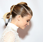 Kate Mara, hair detail, attend the 'Film Stars Don't Die in Liverpool' premiere during the 2017 Toronto International Film Festival at Roy Thomson Hall on September 12, 2017 in Toronto, Canada.