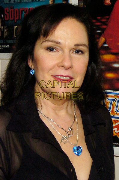 KAREN LYNN GORNEY.Big Apple Comic Book, Art and Toy Show at Penn Plaza Pavilion, New York, New York, USA,19 January 2007..portrait headshot.CAP/ADM/BL.©Bill Lyons/AdMedia/Capital Pictures. *** Local Caption ***