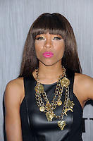 "Lil Mama attends the ""Men In Black 3"" New York Premiere, held at the Ziegfeld Theater in New York City on 23.05.2012.credit: Jennifer Graylock/face to face.- No Italy, UK, Australia, France -"