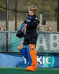 BLOEMENDAAL  -  Flip Wijsman , competitiewedstrijd junioren  landelijk  Bloemendaal JA1-Nijmegen JA1 (2-2) . COPYRIGHT KOEN SUYK